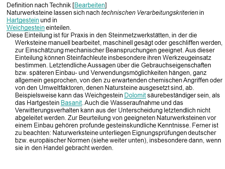 Definition nach Technik [Bearbeiten]